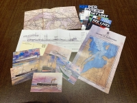 Drawings - Maps - Poster Art - Postcards